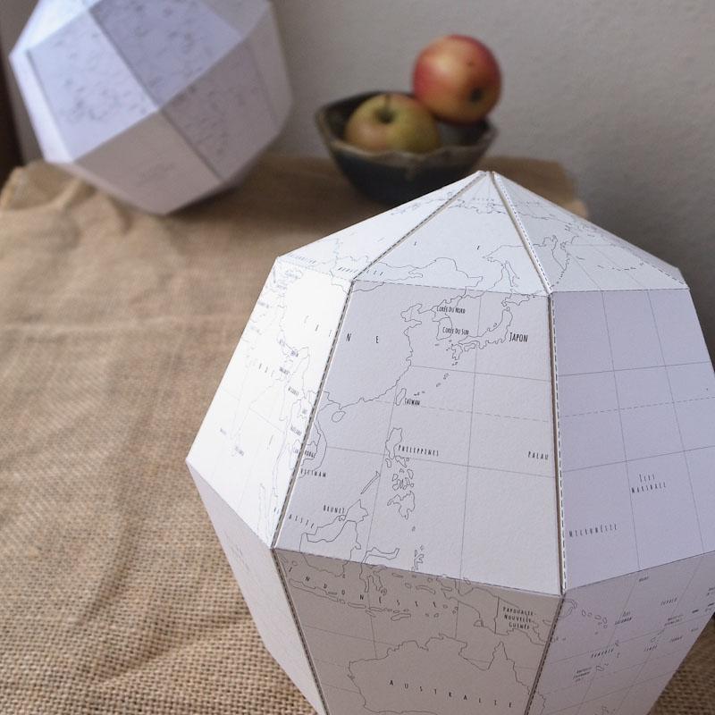 Le paper globe
